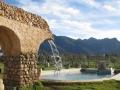 Храм горной воды Загуан