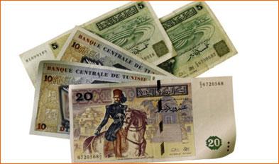 Какие деньги в Тунисе