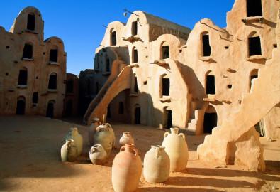 Древний Тунис. От кочевников до наших дней