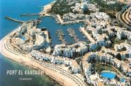 Город Порт Эль-Кантауи (Port El-Kantaoui)
