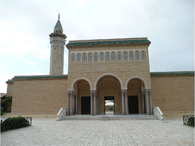 Bourguiba_Mosque-Monastir