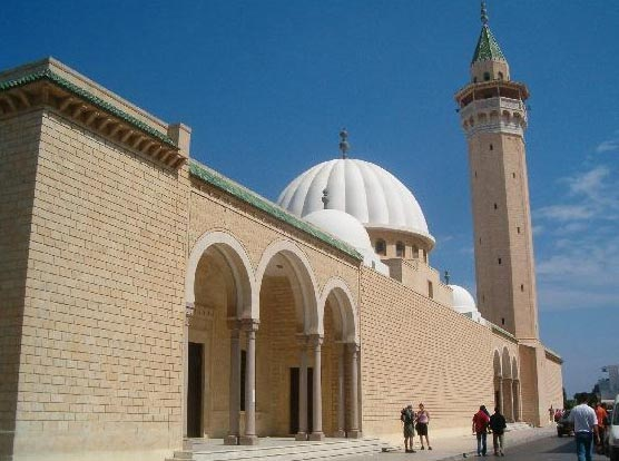 Habib_Bourguiba_Mosque-Monastir
