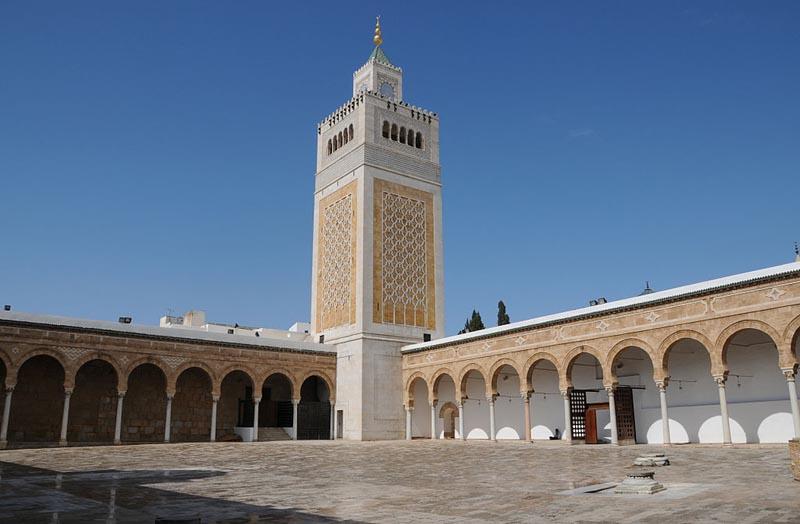 MosqueeZitounaTunis