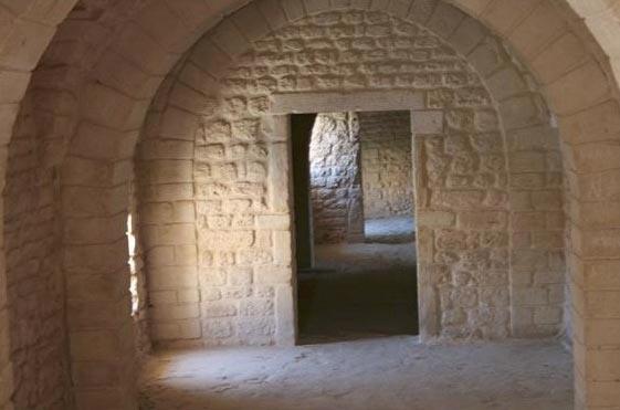 Ribat_of_Monastir_Corridors-Monastir