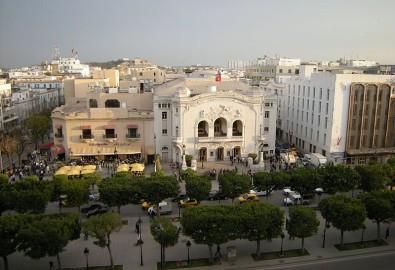 Достопримечательности города Тунис