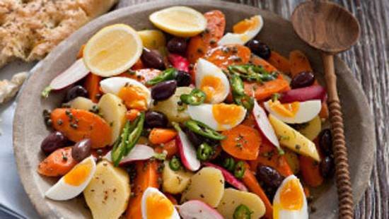 Tunisian-Salad
