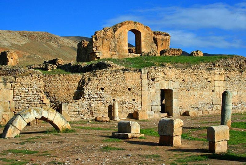 tunisia-tabarka-bulla-regia-ruins